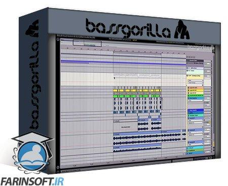 دانلود BassGorilla Neuro Sound Design and Arrangement
