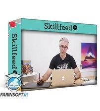 دانلود Skillshare Digital 80s Design: Combining Illustrator and Photoshop