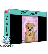 Skillfeed Introduction to Mixed Media: Paint Your Pet