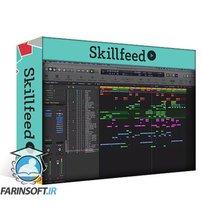 دانلود Skillfeed Music Production: Create Deep House Remix in Logic Pro X