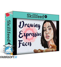 Skillfeed Drawing Expressive Faces with Colored-Pencils