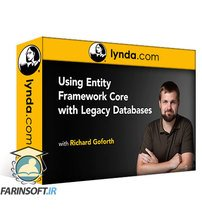 دانلود lynda Using Entity Framework Core with Legacy Databases
