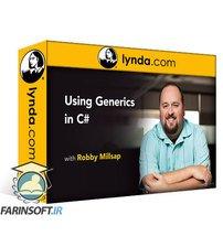دانلود lynda Using Generics in C#
