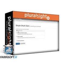 دانلود PluralSight Getting Started with OAuth 2.0