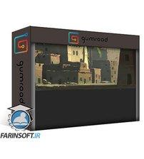 دانلود Gumroad Designing architecture in Adobe Photoshop