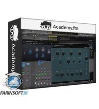 دانلود AcademyFM Ultimate Guide to EQ in Logic Pro X