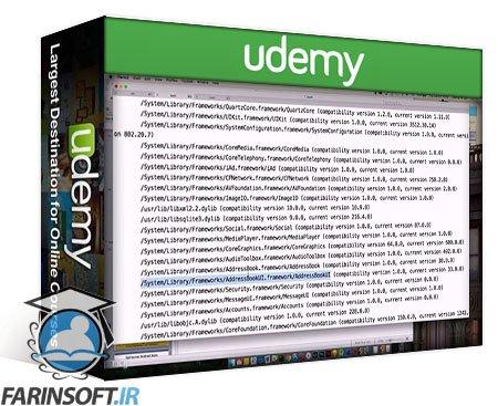 دانلود Udemy SEC575: Mobile Device Security and Ethical Hacking