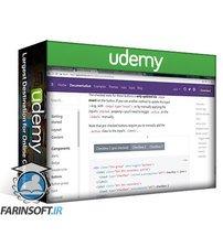 دانلود Udemy Quick Guide to Bootstrap 4