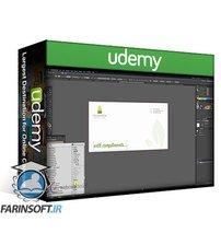 دانلود Udemy Business Card and Letterhead Design in Adobe Illustrator
