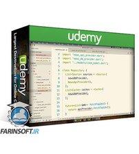 دانلود Udemy Dart and Flutter: The Complete Developer's Guide