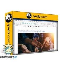 دانلود lynda Learning Word (Office 365)