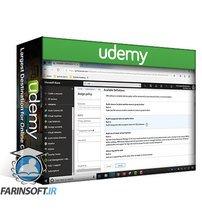 دانلود Udemy Microsoft AZ-100: Azure Infrastructure and Deployment Exam