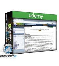 دانلود Udemy C++ Working with Files – fstream I/O library