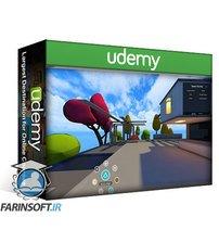 دانلود Udemy Create your own virtual 3D events in VR