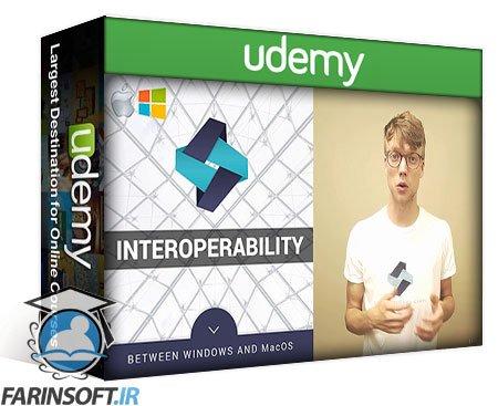 دانلود Udemy Networking: Interoperability between Windows & MacOS