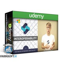 دانلود Udemy Networking: Interoperability between Windows & MacOS