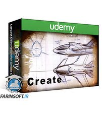 دانلود Udemy Rhino 3D tutorials v5 & v6 Beginner Level to Advanced Level