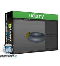 دانلود Udemy Cinema 4D Interface, Tools and Tags