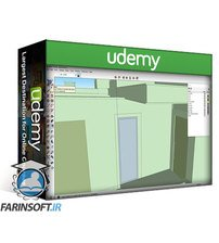 دانلود Udemy Sketchup Architect From 2D to 3D