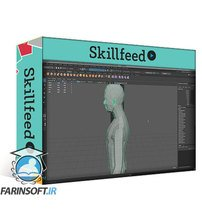 Skillfeed Realistic Character Modeling – Part 01 – Base Mesh Modeling in Maya