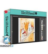 دانلود Skillshare Turn your pencil drawing into an unique digital illustration!