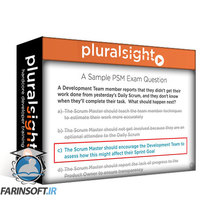 دانلود PluralSight Scrum Essentials Exam Prep