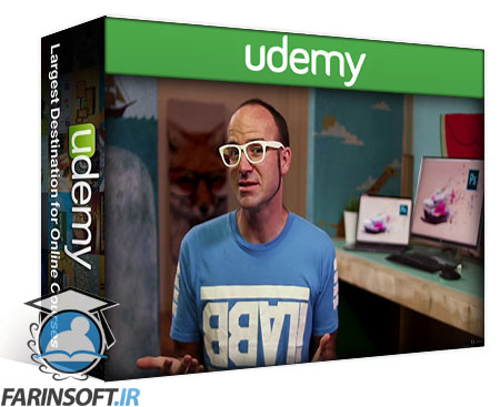 دانلود Udemy Adobe Photoshop CC - Advanced Training Course
