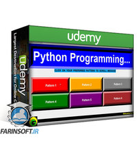 دانلود Udemy Build amazing scrollable text patterns with Python 3 tkinter