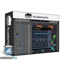 دانلود AcademyFM Mixing and Mastering Future Bass in Logic