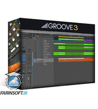 دانلود Groove3 Using Melodyne ARA with Logic Pro X Explained®
