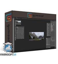 دانلود Gumroad Intro to Photobashing for Environment Design