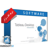 نرم افزار تحلیل داده ها و هوش تجاری – Tableau Desktop 10.5