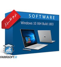ویندوز 10 – Windows 10 X64 Build 1803