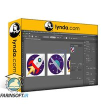 دانلود lynda Illustrator CC 2019 Essential Training