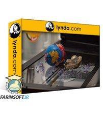 دانلود lynda Creating Art with Your Desktop Scanner