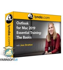 دانلود lynda Outlook 2019 for Mac Essential Training