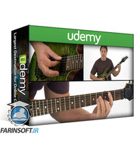 دانلود Udemy TrueFire Guitar Lab vi IV Moves