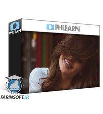 دانلود PhLearn How to Cut Out Hair in Photoshop, Chapter 01