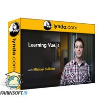 دانلود lynda Learning Vue.js