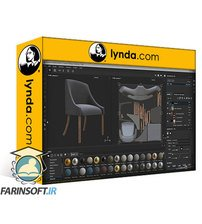 دانلود lynda 3ds Max: Substance to V-Ray Workflows