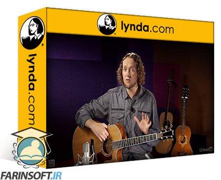 lynda Beginning Acoustic Guitar Music Lessons