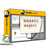 lynda Design the Web: Sprite Sheets