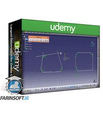دانلود Udemy CATIA v5 Super Course