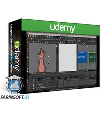 دانلود Udemy Fundamentals of Toon Boom