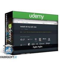 دانلود Udemy Linux Terminal Productivity