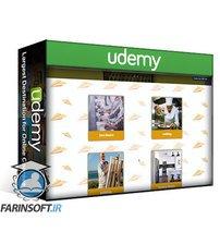 دانلود Udemy Sell videos online with your own website by using wix