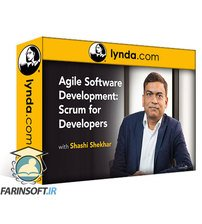 دانلود lynda Agile Software Development: Scrum for Developers