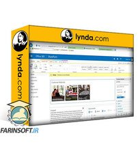 دانلود lynda Business Apps for SharePoint Monthly