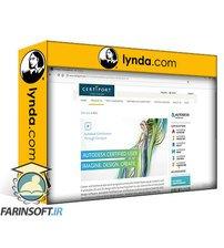 دانلود lynda Cert Prep: AutoCAD Certified Professional