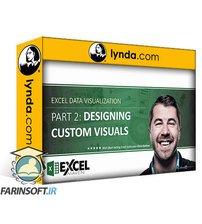 دانلود lynda Excel Data Visualization Part 2: Designing Custom Visualizations